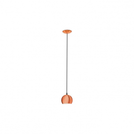 Eglo 95839 Petto LED 1 Light Ceiling Pendant Copper