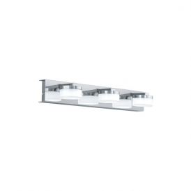 Eglo 94653 Romendo 3 Light Wall Light Polished Chrome IP44