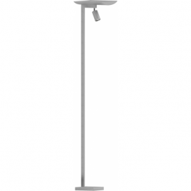 Eglo 39298 Benamor Floor Lamp Satin Nickel