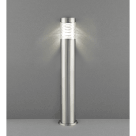 Endon 72913 Equinox LED Marine Grade Post Lamp Stainless Steel IP44
