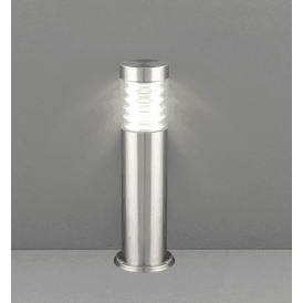 Endon 72914 Equinox LED Marine Grade Post Lamp Stainless Steel IP44