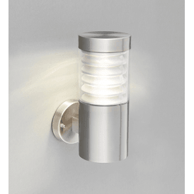 Endon 72915 Equinox LED Marine Grade Wall Light Stainless Steel IP44